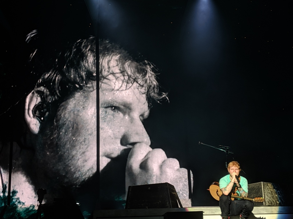 Concert Review: ÷ Tour by Ed Sheeran – One Man Anthem