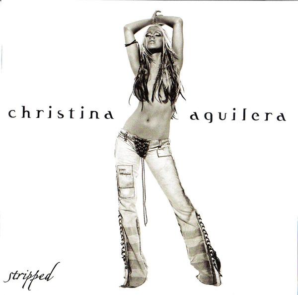 Flashback: Stripped by Christina Aguilera – One Man Anthem